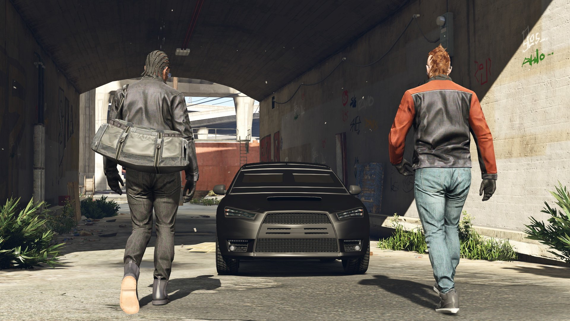 GTA Online Heists Missions will be Four Player - GTA 5 Home